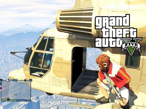 Online Crew Gta 5 Gta 5 Gameplay Online Cargobob