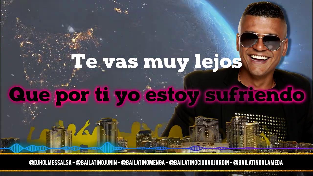 TE VAS DE MÍ / SONORA PONCEÑA / LETRA / LYRIC VIDEO / HOLMES DJ