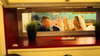 Александр и Александра - свадебное видео (прогулка)