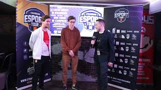 STRASBOURG ESPORT TOUR BY ORANGE - ÉTAPE 2 ROCKET LEAGUE