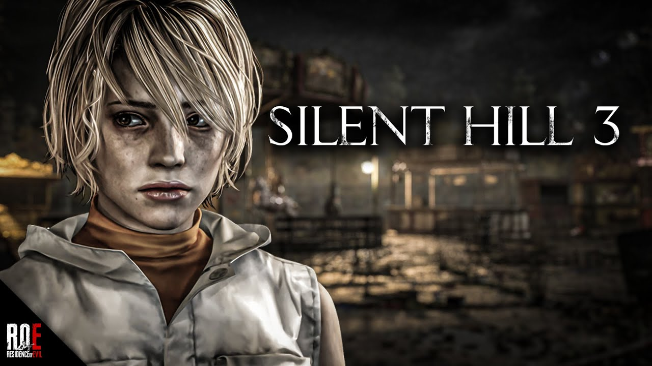 SILENT HILL 3 | PART 1 | STROELLING THROUGH SILENT HILL | 🔴LIVE