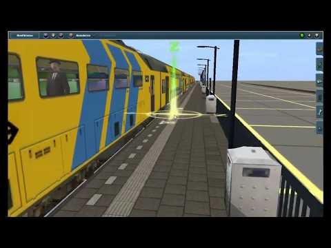 trainz route bouwen deel 1. Bouw vlog over de bouw van een trainz route.