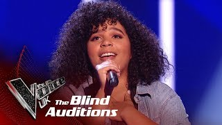 Nicole Dennis' 'Never Enough' | Blind Auditions | The Voice UK 2019 Video