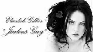"Elizabeth Gillies - ""Jealous Guy"" - Official Lyric Video"