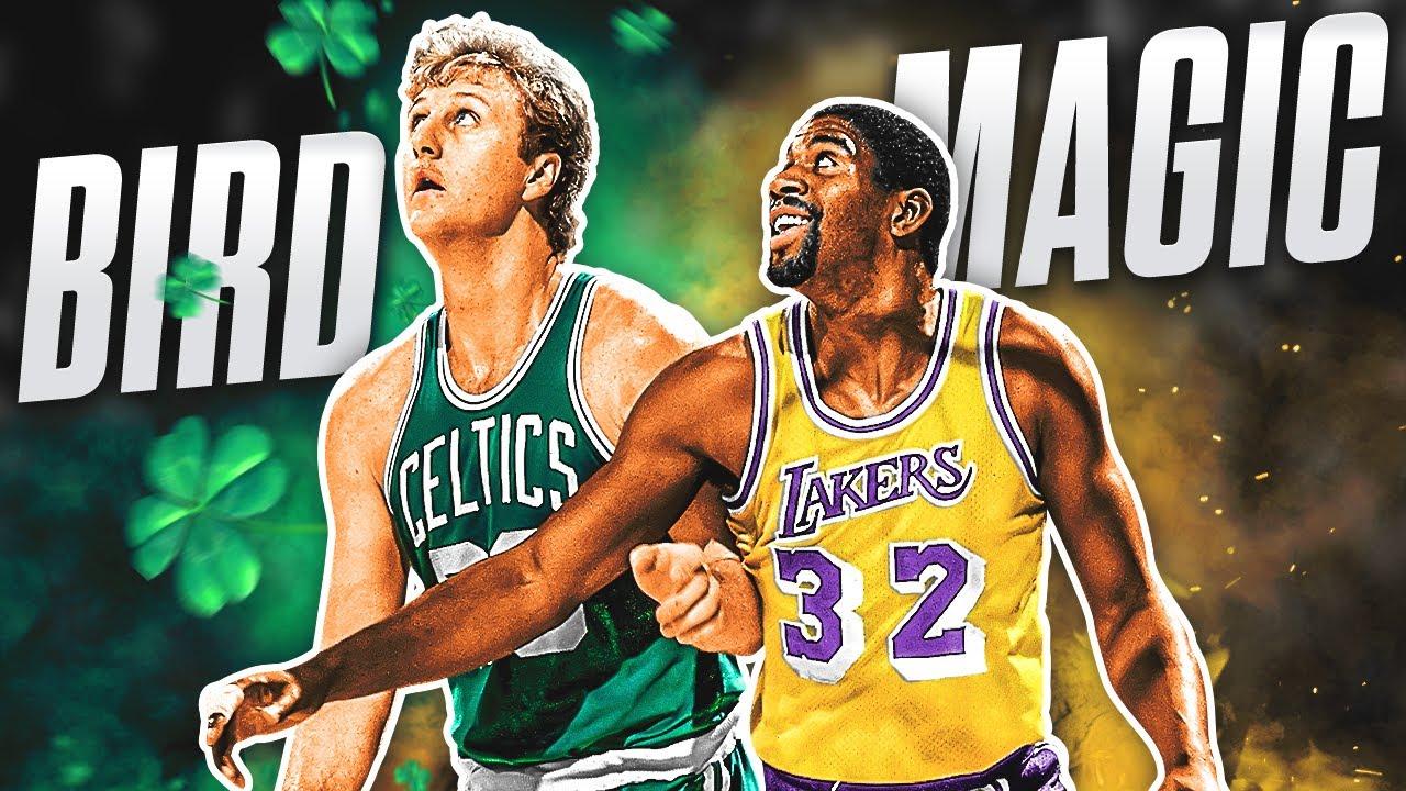Bird vs. Magic - Greatest Rivalry In Sports History