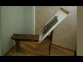 Easel bench /Art Horse making part 2 from 2