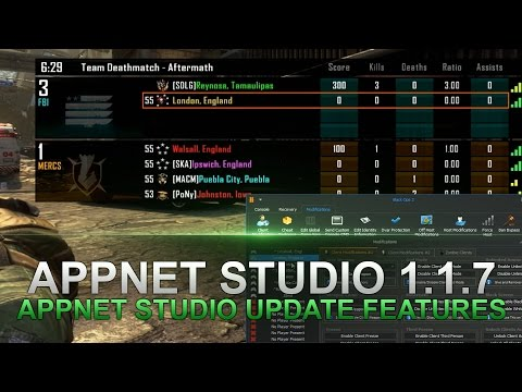 ApparitionNET Studio MW3 All Client Stats! | FunnyCat TV