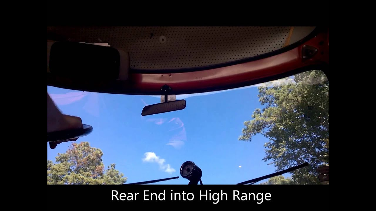 1955 Ford C600 Coe Youtube F100 Side Mirrors