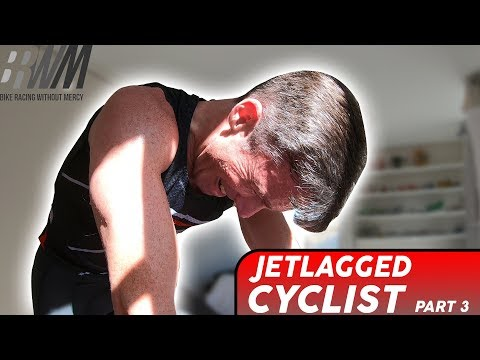 How Does Jet Lag Affect Your Cycling Performance!? Part 3