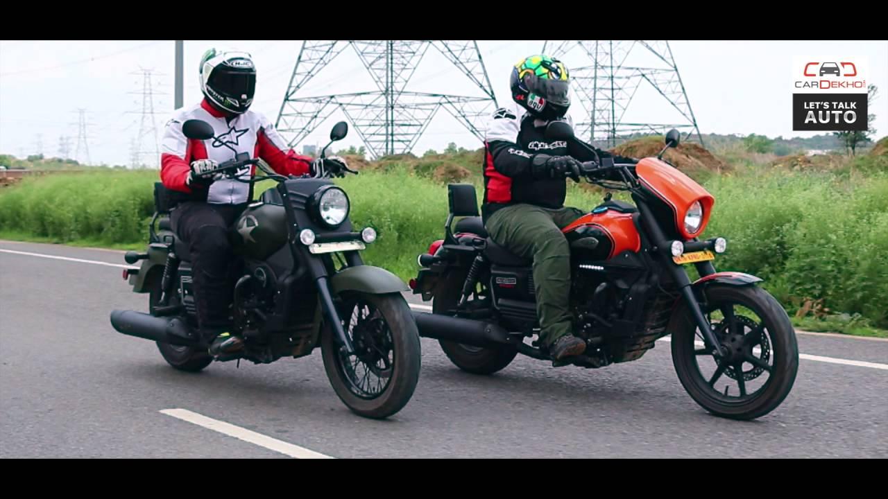 Um Motorcycles Renegade Commando Renegade Sport S Cruiser Review Bikedekho Youtube