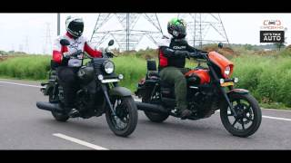 UM Motorcycles | Renegade Commando & Renegade Sport S | Cruiser review | BikeDekho