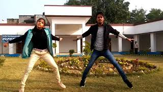 Chamma chamma- Fraud Saiyaan | Dance Choreography | Samridhi | Pranjal | Dance video | Gonda