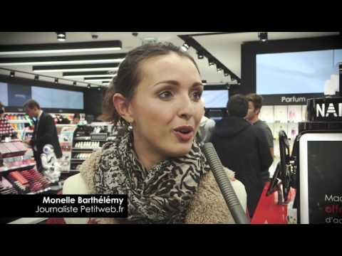 [SEPHORA NEW] INAUGURATION - Nouveau concept de magasins : SEPHORA FLASH