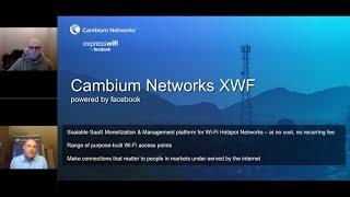 Webinar: Build New Revenue Streams with Express Wi-Fi by Facebook screenshot 2