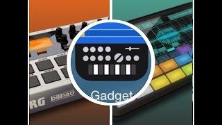 Korg Gadget, 2 New Instruments Bilbao and Abu Dhabi, Demo