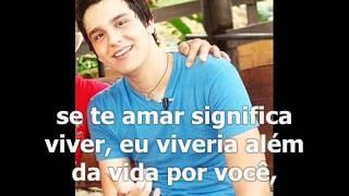 amor além da vida - Luan Santana