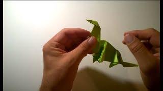 Gambar cover Brontozaur, jak zrobić origami...