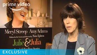 Nora Ephron cooks up a storm | Julie & Julia