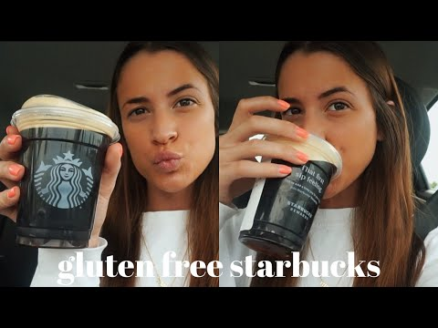 VLOG: GUILT/GLUTEN-FREE healthy Starbucks drink + drive with me & haul