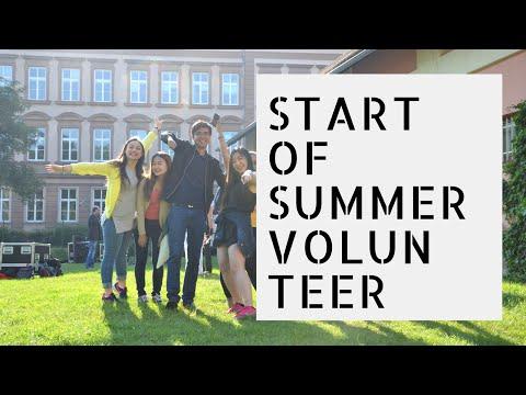 2016 Summer Travel Diaries #3 歐洲旅遊日記 | Prague, Czech Republic - Slivenec & Komenskeho Elementary