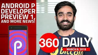 Android P Developer Preview 1, OnePlus 6 and LG G7