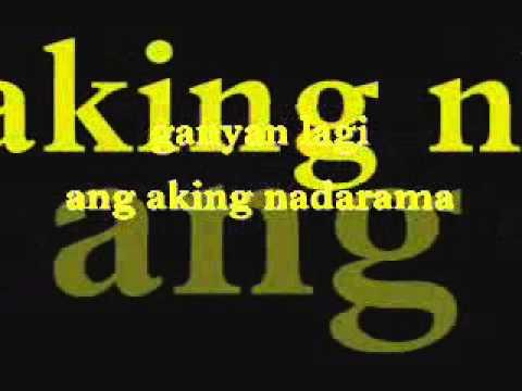 MMJ Magno   Ikaw lang ang mahal with lyrics