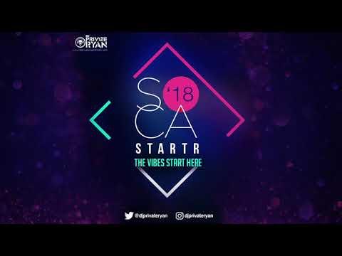 DJ Private Ryan - Soca Starter 2018 )(2018 SOCA Mix)