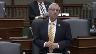 Fedeli pays tribute to recent success of local business Dec. 13, 2017