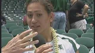 Rainbow Wahine Volleyball 2011 - Post Game Show:  #12 Hawai'i Vs Rice
