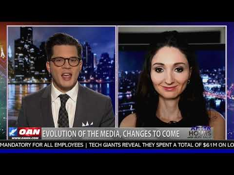 The Future of Media over the next 4 years: Social Media Expert Kris Ruby on OANN