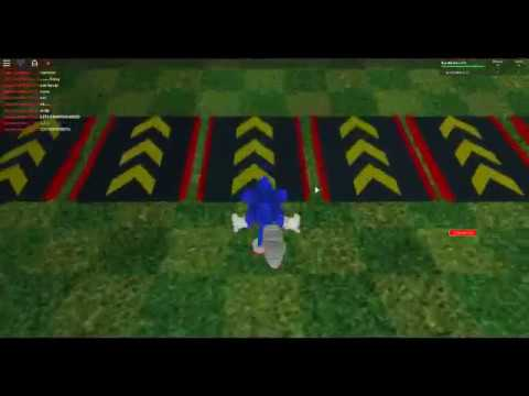 Sonic Generations..... IN ROBLOX!