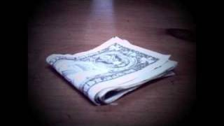 Invisible Money Clip!  How?