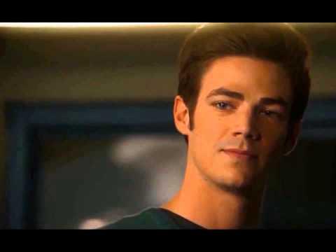 The Flash/Barry Allen & Harrison Wells/Follow me