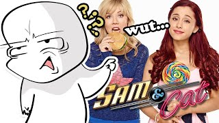 Sam and Cat was a weird show...