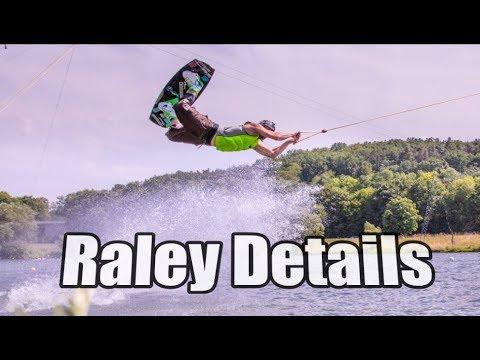 Raley Details | Häufige Fehler | Verkanten | Anfahrt | Voraussetzungen | Wakeboard Tutorial