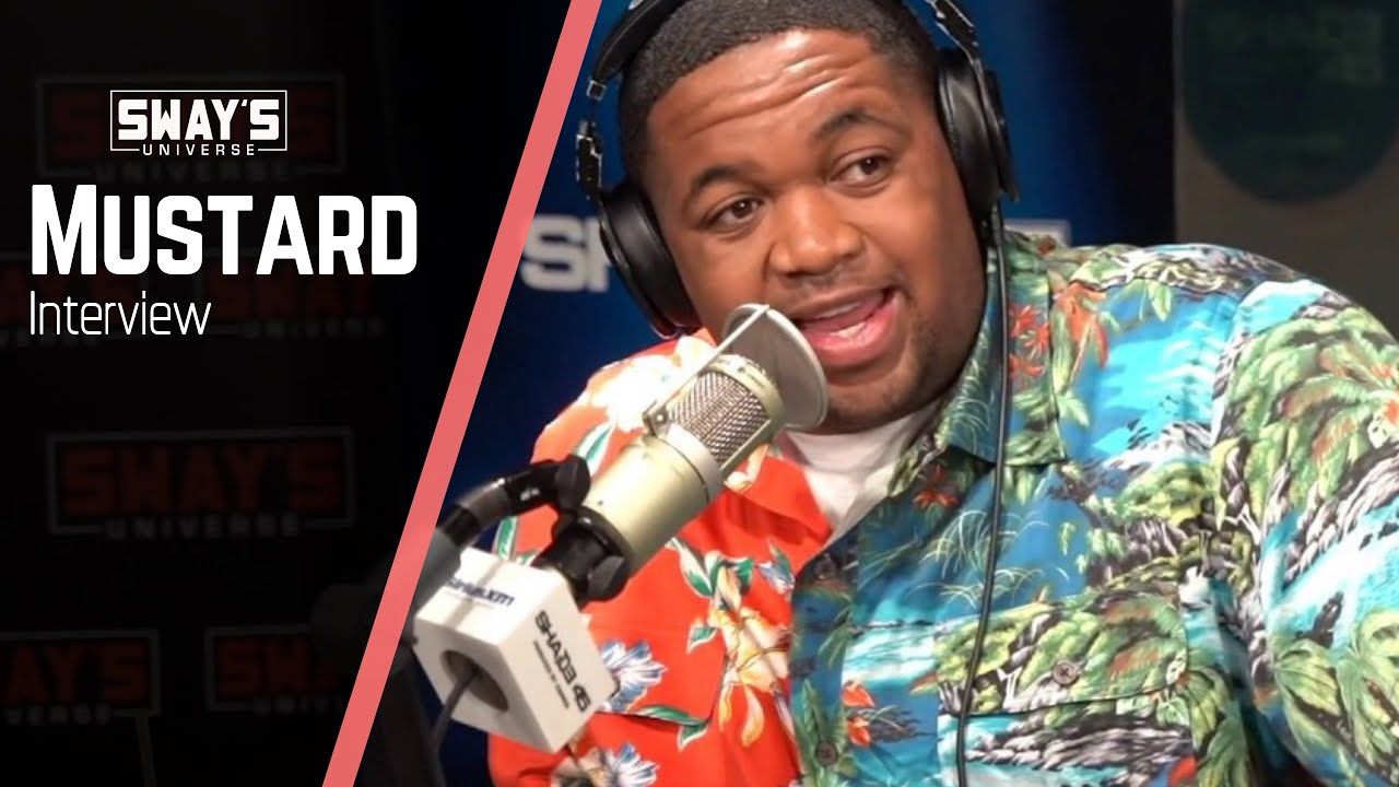 Download Mustard Talks New Album 'Perfect Ten', Nipsey Hussle, DJ Official and BET Awards   Sway's Universe