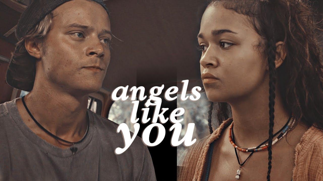 jj & kiara | angels like you