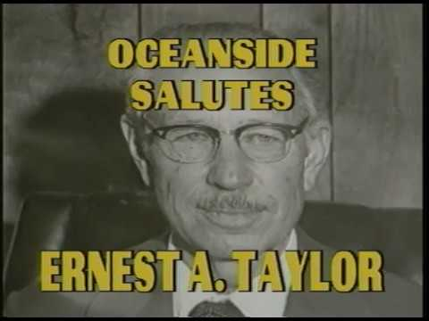 Oceanside's Salute to Ernie Taylor