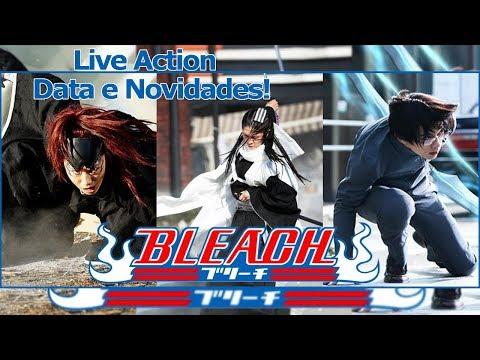 Bleach Live Action ! Novo Trailer, Novidades, Datas e Personagens - Omega Play