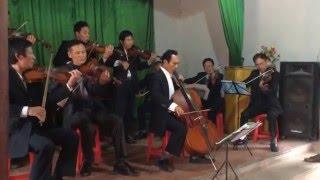 Du Kích Sông Thao - Violin Lang Then