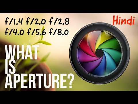 What is Aperture in Camera? Explained in Hindi