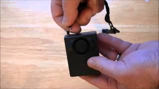 PAL 130 decibel Personal Alarm