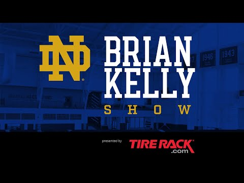 @NDFootball | Brian Kelly Show - New Mexico (9.12.19)