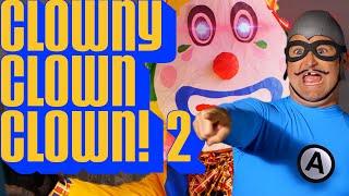 The Aquabats Get Invited to Meet a CREEPY Clown! (Part 2) - The Aquabats! RadVentures!
