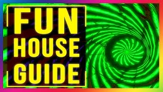 Fallout 4 Nuka World DLC: Fun House Location Walkthrough (The Legend of Kidde Kingdom Lore Part 1)