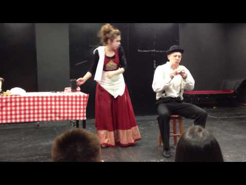 Mina Kaye - The Worst Pies in London (Sweeney Todd)