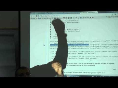 R1T2 - 5.1 .P4 - Resource Description Framework - Prof. Mustafa Jarrar