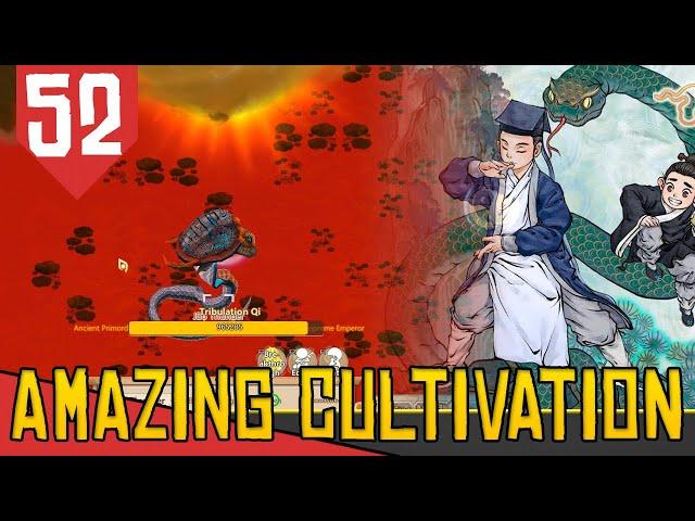 TARTARUGA Montada numa COBRA Tacando COCO - Amazing Cultivation Simulator Immortal #52[Gameplay PTBR