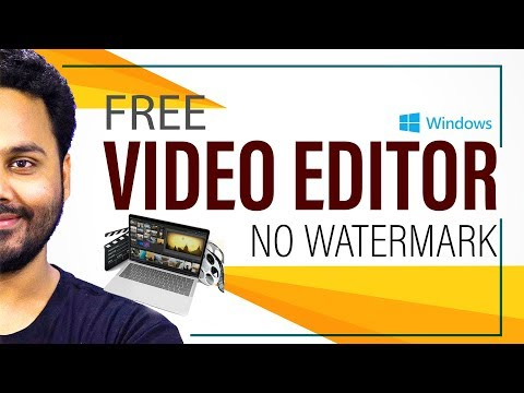Free Video Editing Software For Daily Use | Windows | 2019