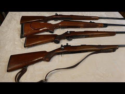Winchester Model 70 vs. Remington Model 700